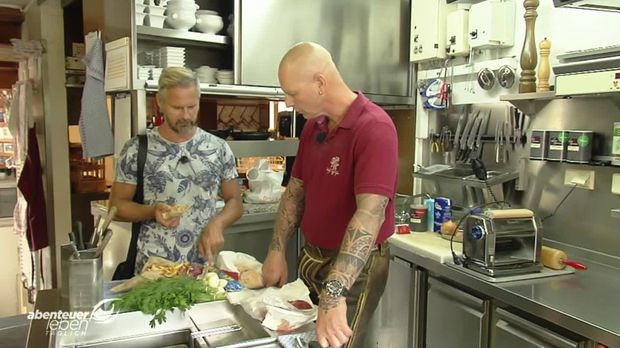 Abenteuer Leben - Täglich - Montag: Amateuer Gegen Profi - Das Kochduell