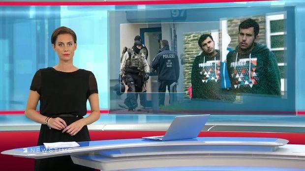 Newstime - Newstime - Newstime Vom 09.10.2016