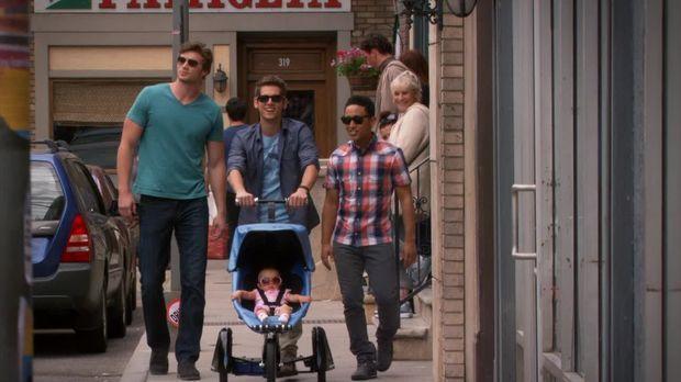 Baby Daddy - Baby Daddy - Staffel 1 Episode 5: Verheiratet Für Den Job