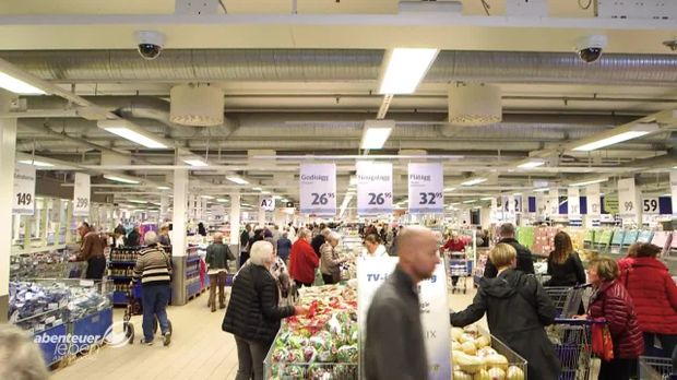 Abenteuer Leben - Urlaub Im Größten Supermarkt Der Welt